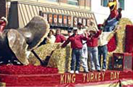 King Turkey Days